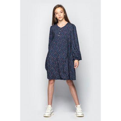 Платье для девочки Хэйли синее
