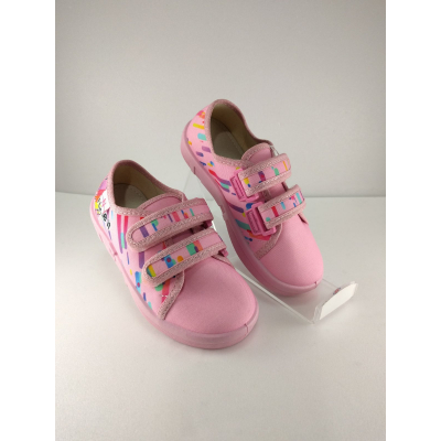 Туфли текстильные кеды Ellis Likee