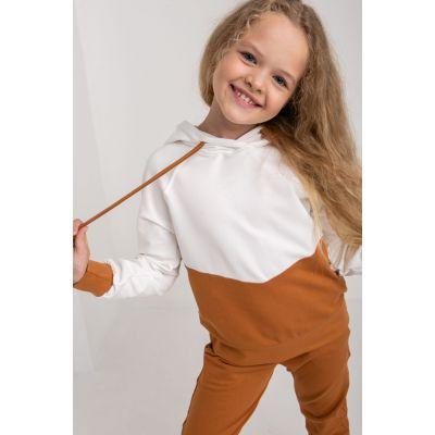Спортивный костюм Мэгги 5720 карамельный