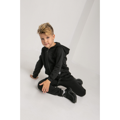Спортивный костюм Манкур 5657 черный