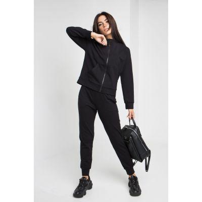 Спортивный костюм Блан 5788 черный