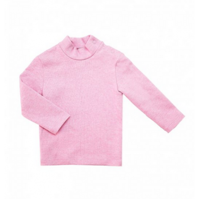 Гольф 114750/114751 розовый меланж