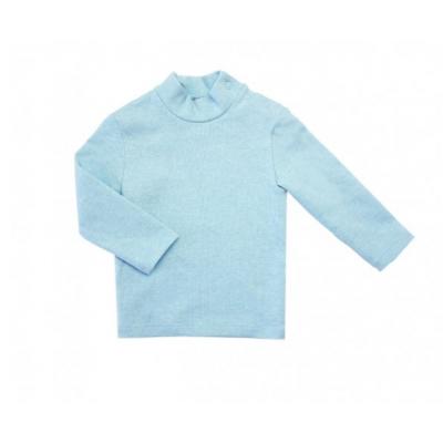 Гольф 114750/114751 голубой меланж