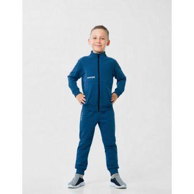 Спортивный костюм(куртка+брюки) 117231/117232 синий