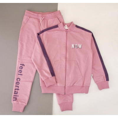 Спортивный костюм TIME Розовый