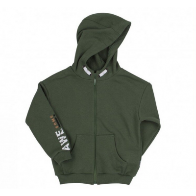 Куртка для мальчика утеплённая КФ198 хаки