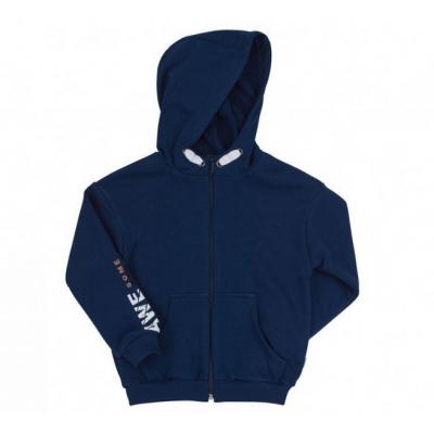 Куртка для мальчика утеплённая КФ198 синяя