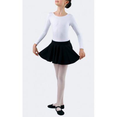 Юбка для танцев 1810 черная