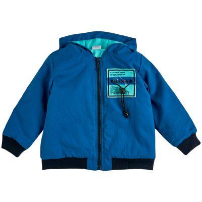 Куртка для мальчика 105579-55-26 васильковый+бирюза