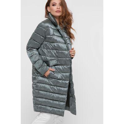 Куртка LS-8867-30 изумрудная
