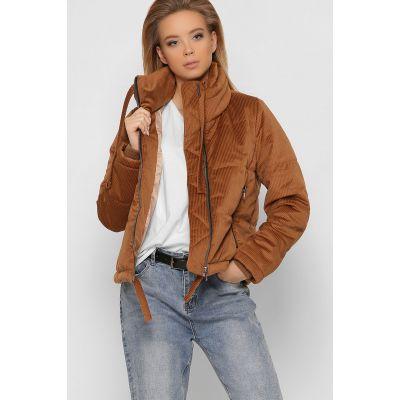 Куртка LS-8857-17 теракотовая
