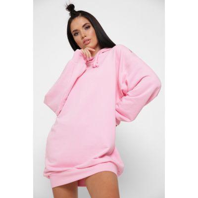 Платье KP-10352-15 розовое