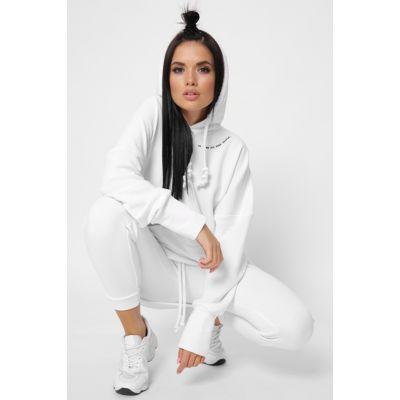 Спортивный костюм KM-2154-3 белый
