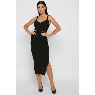 Платье KP-3511-8 черный