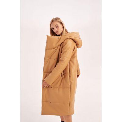 Куртка Вега 5926 карамельный