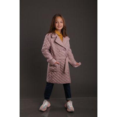 Пальто пудра 270
