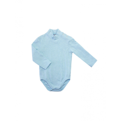 Боди-гольф 102677 голубой меланж