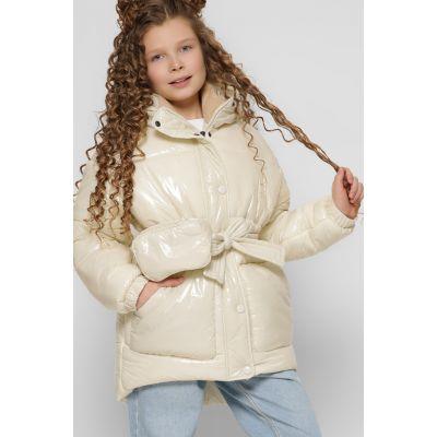 Куртка DT-8300-3 молочная