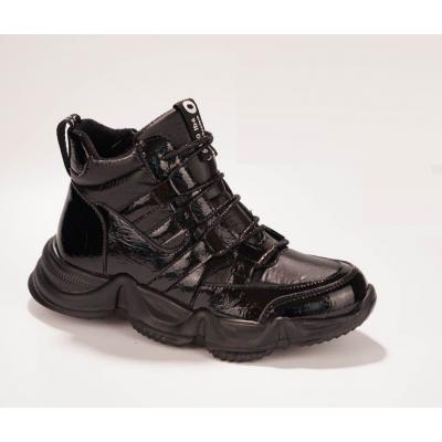 Ботинки FG389-3A черные