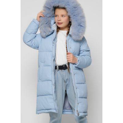 Куртка DT-8318-11 голубая