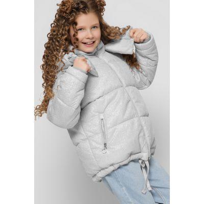 Куртка DT-8314-20 серебро