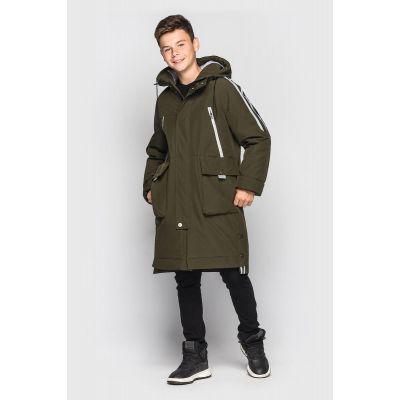Куртка Илон хаки зимняя