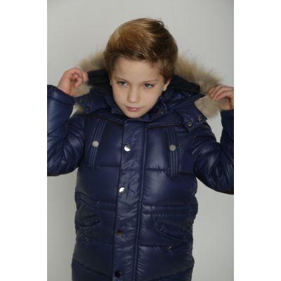 Куртка ZY52 синяя