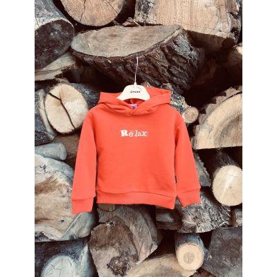 Худи RELAX 0611 оранжевое