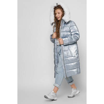 Куртка DT-8305-11 голубая