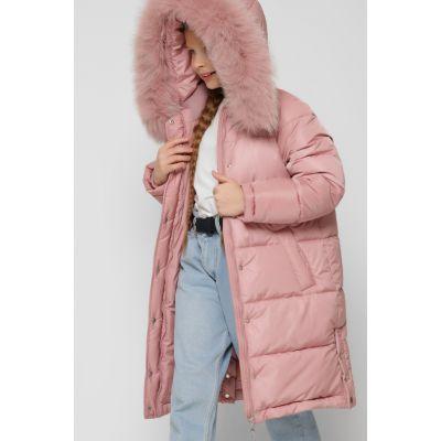 Куртка DT-8318-15 розовая
