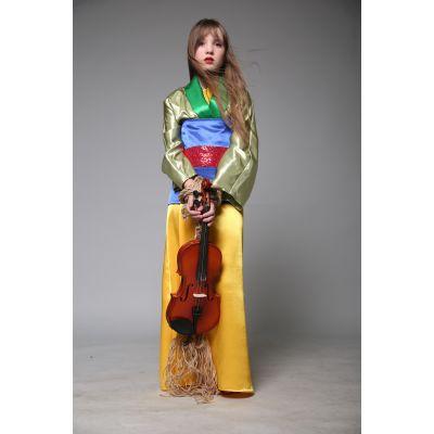 Китайский национальный костюм Мулан Китайка