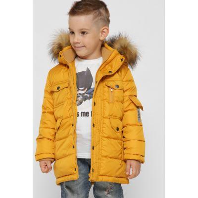 Куртка DT-8316-6 горчичная