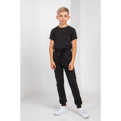 Спортивные штаны Колиас 6055 байка черные