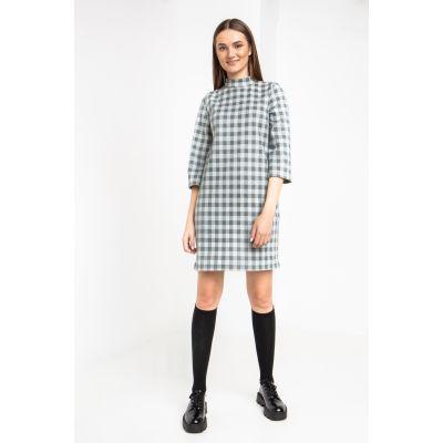 Платье Жанария 6181 оливковое
