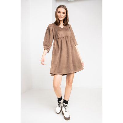 Платье Латэс 6106 капучино