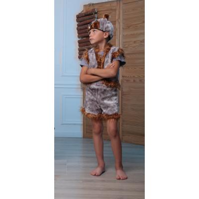 Карнавальный костюм Бобер