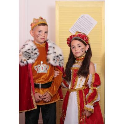 Карнавальный костюм Королева Австрийская №3