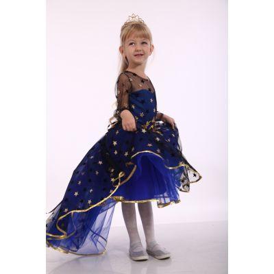 Карнавальный костюм Звездная королева, Звездочка, Ночь 10765