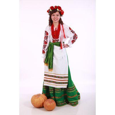 Карнавальный костюм Украинка, Украиночка