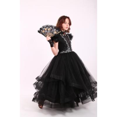 Карнавальный костюм Готическая королева 11765