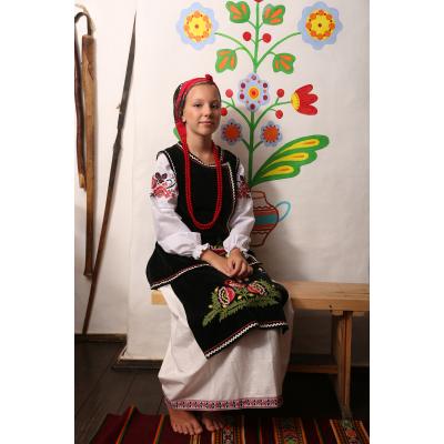 Карнавальный костюм Украинка, Солошка