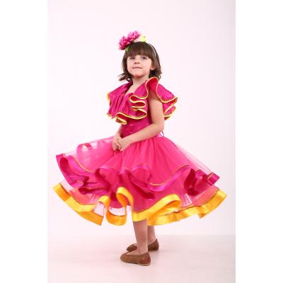 Карнавальный костюм Цветок Астра