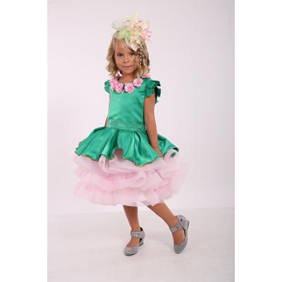Карнавальный костюм Нежная Лилия