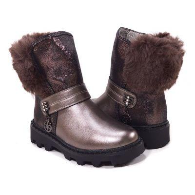Ботинки зимние A72 хамелеон