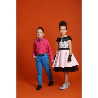 Нарядное платье для девочки Стиляги 2019