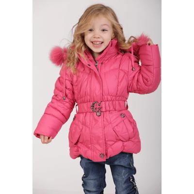 Куртка DB1 розовая