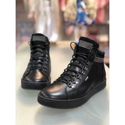 Ботинки Фози черные