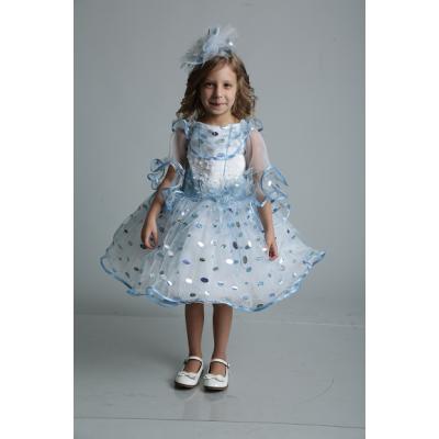 Карнавальный костюм Льдинка, капелька, снежинка