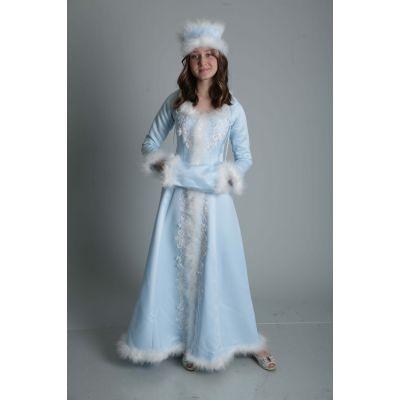 Карнавальный костюм Снегурочка взрослая