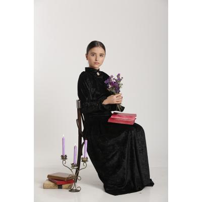 Карнавальный костюм XIX век, Джейн Эйр